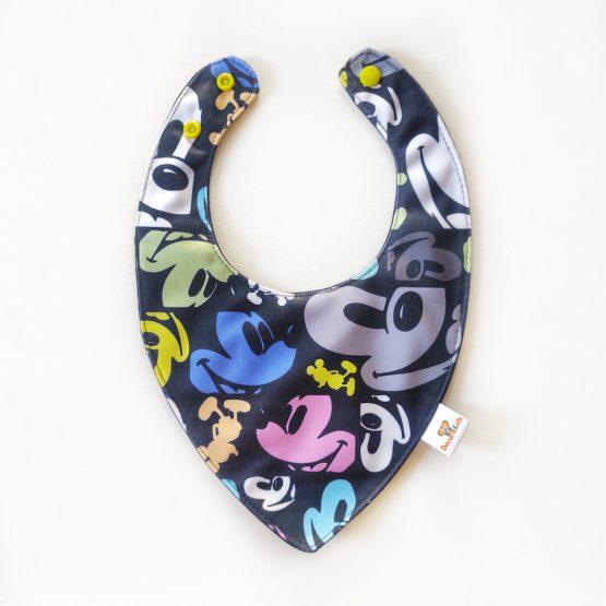 Bandana Mickey Caras Colores