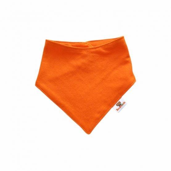 Pañoleta algodón naranjo